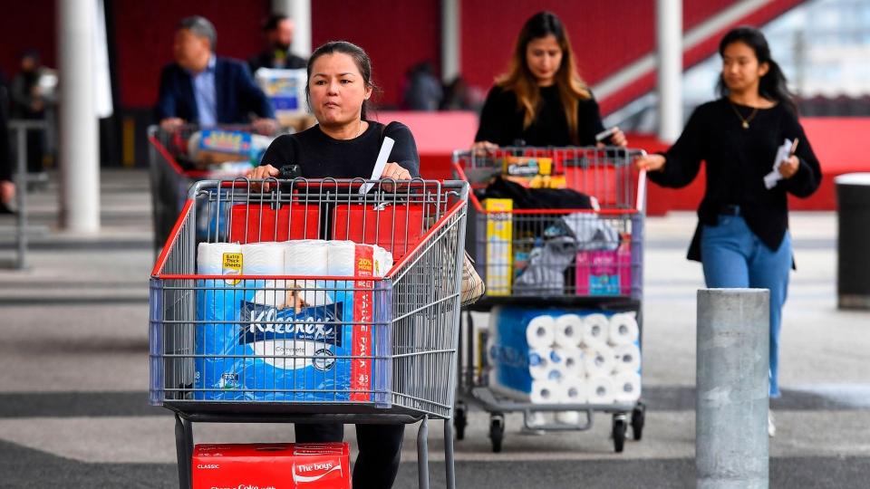 Virus shopping