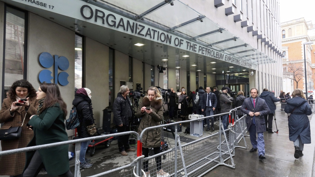 OPEC HQ in Vienna