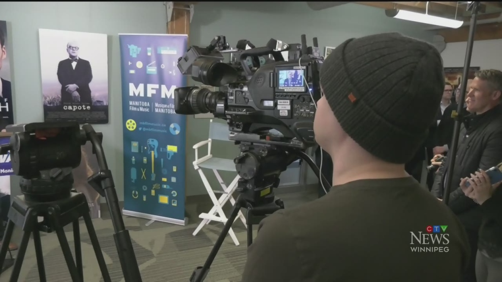 Manitoba hoping to attract more movies