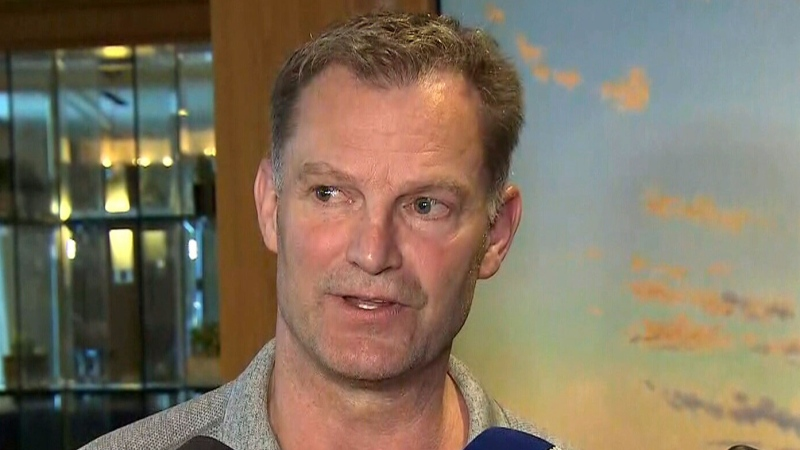 Kirk Muller was named as an associate coach for the Calgary Flames on Thursday. (File photo)