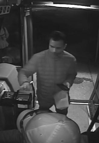 Saanich sex assault suspect
