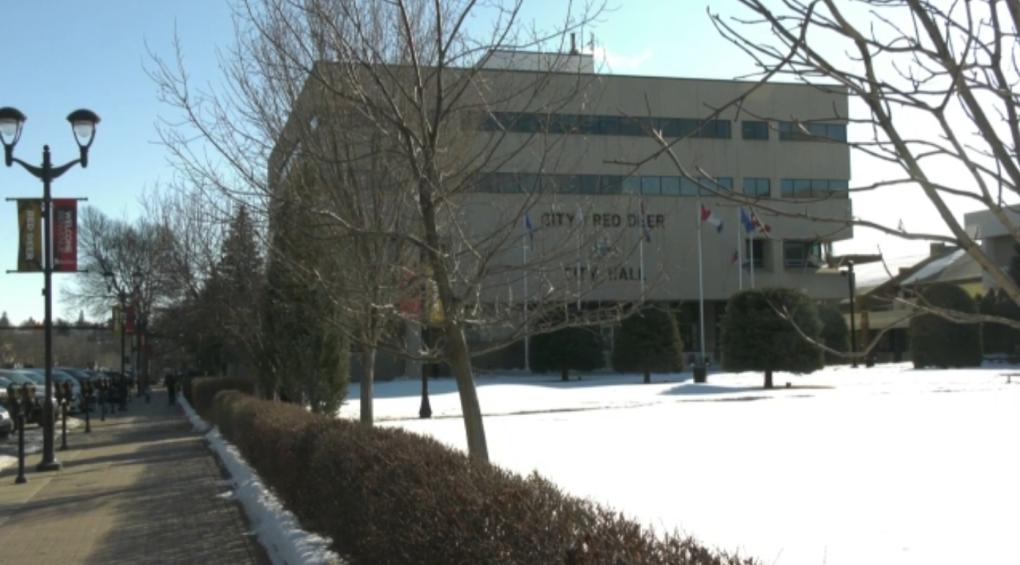 Red Deer City Hall