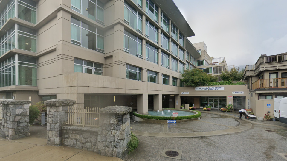 An elderly resident of the Lynn Valley Care Centre in North Vancouver, B.C. was the first person in Canada to die from COVID-19.