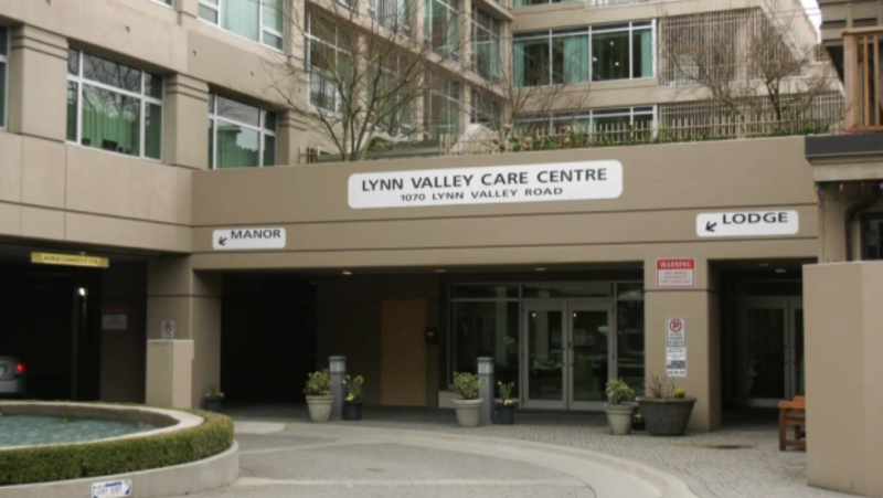 Provincial health officer Dr. Bonnie Henry said on Saturday, March 7, 2020 that two residents of the Lynn Valley Care Centre were infected via a care home worker who also works at other care home facilities in Metro Vancouver. (CTV)