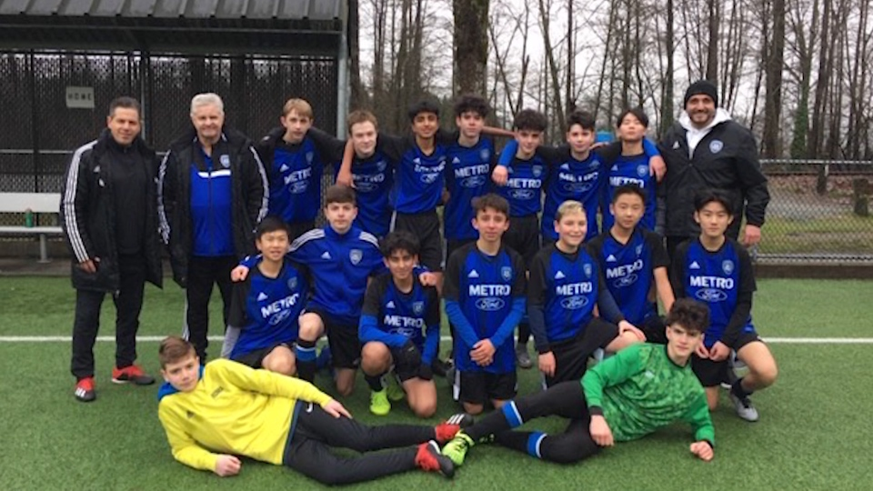 Coquitlam soccer team forced to cancel travel
