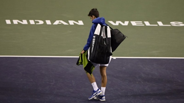 Indian Wells tennis postponed after coronavirus confirmed
