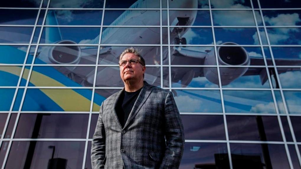 Flair Airlines CEO Jim Scott