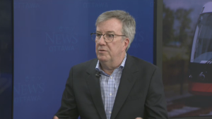 Mayor Jim Watson says the city should have kept downtown bus routes for longer than three weeks after the LRT system opened.