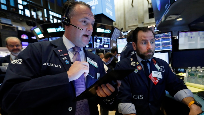 USA stocks trade halted for 15 minutes after bruising open