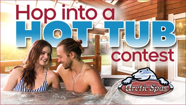 Hop Into A Hot Tub 2020