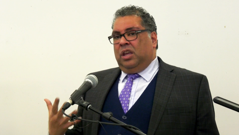 Mayor Nenshi said that indoor events are much more at-risk than outdoor ones, so it's still 'business as usual' for the Stampede.