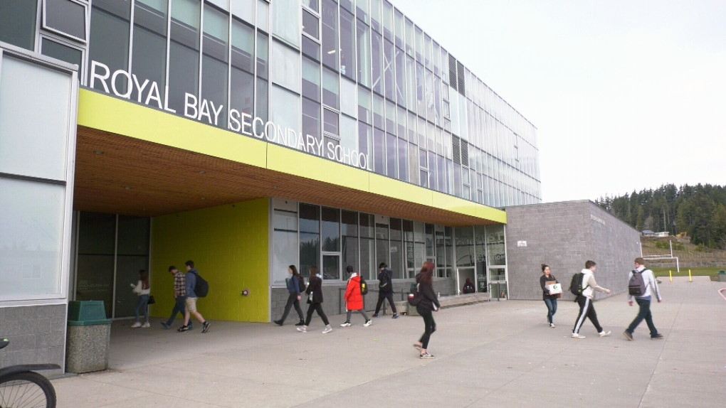 Royal Bay Secondary School