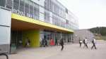 Royal Bay Secondary School is pictured on March 10, 2020 (CTV News)