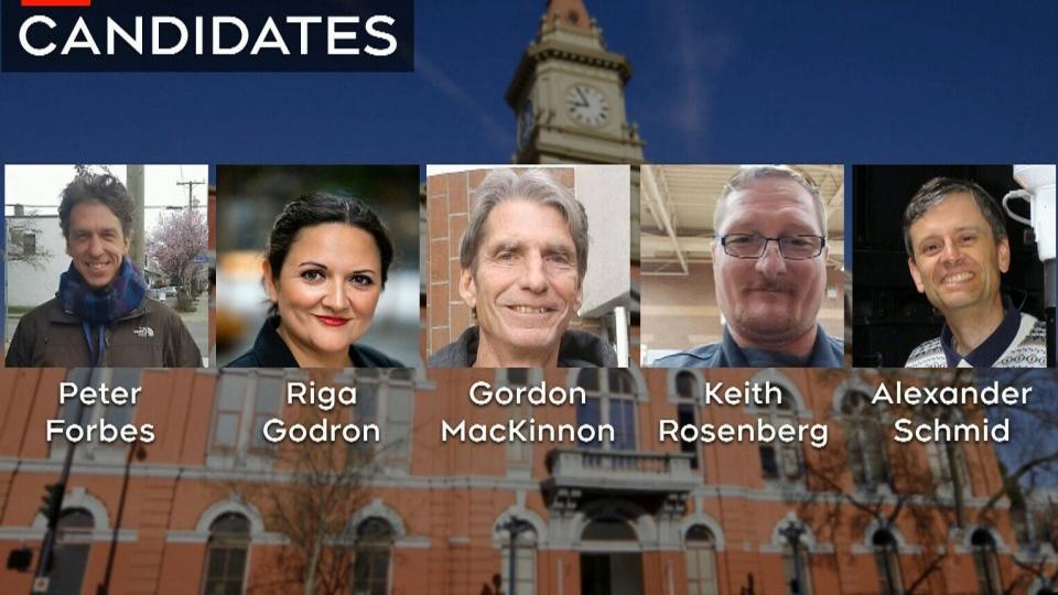 Meet Victoria's city councillor candidates