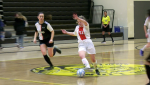 Futsal, a kind of indoor soccer, is growing in popularity in Calgary. Glenn Campbell reports.