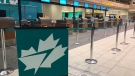A deal between Calgary-based WestJet and Delta Airlines to co-ordinate services has been tentatively approved. (File)