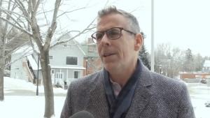 Saint John Mayor Don Darling speaks to CTV News on Jan. 14, 2020.
