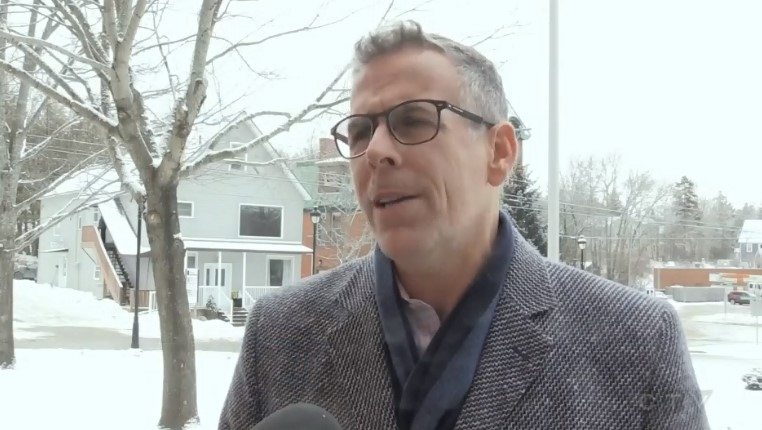 Saint John Mayor Don Darling speaks to CTV News on Jan. 14, 2020.