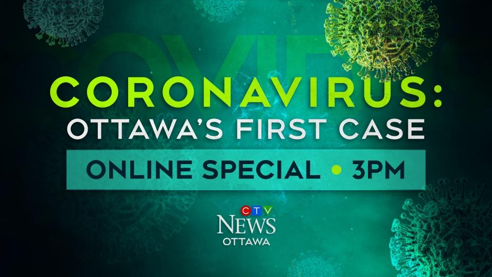 Coronavirus: Ottawa's first case