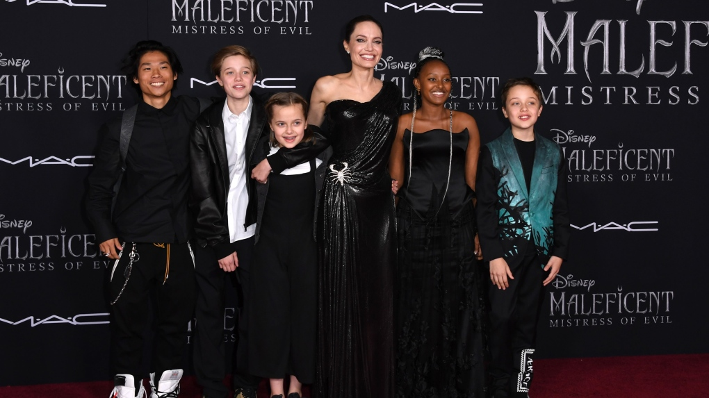 Angelina Jolie talks about daughters' surgeries | CTV News