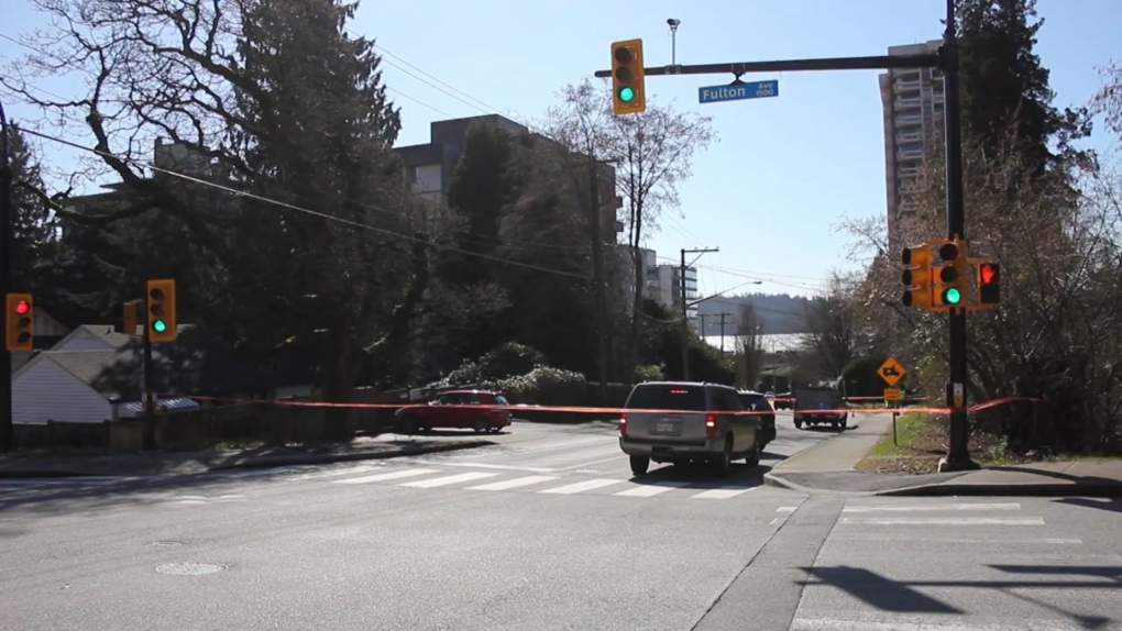 West Vancouver hit-and-run
