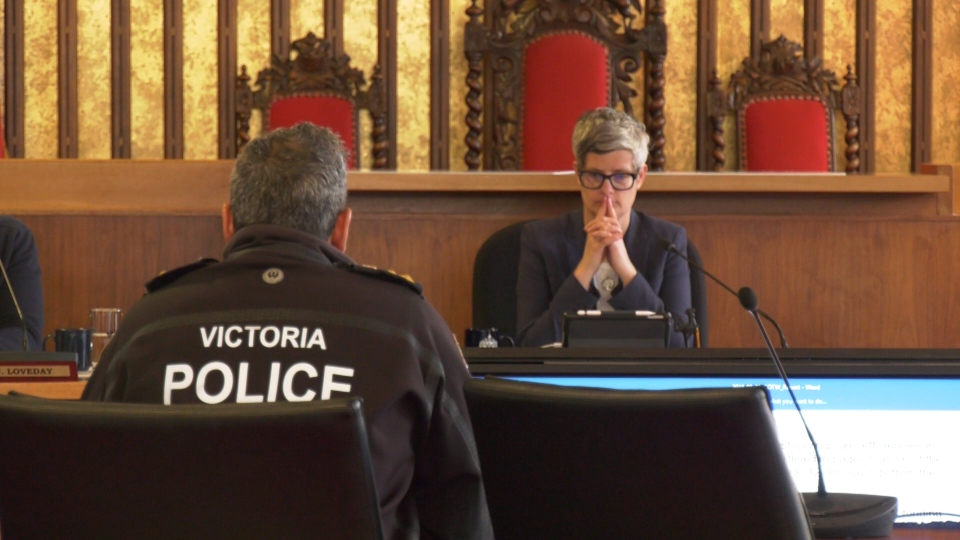 Victoria byelection policing issue