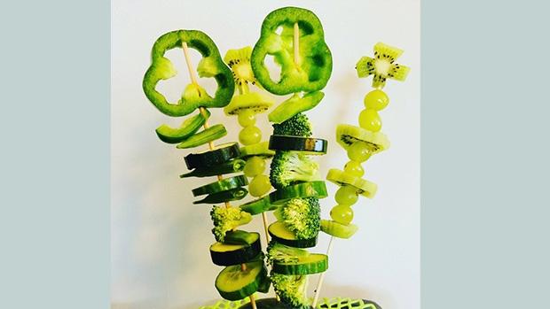 green kabob