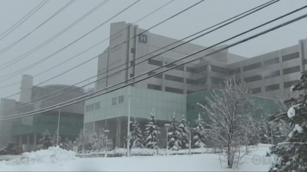 Health Sciences North in Sudbury