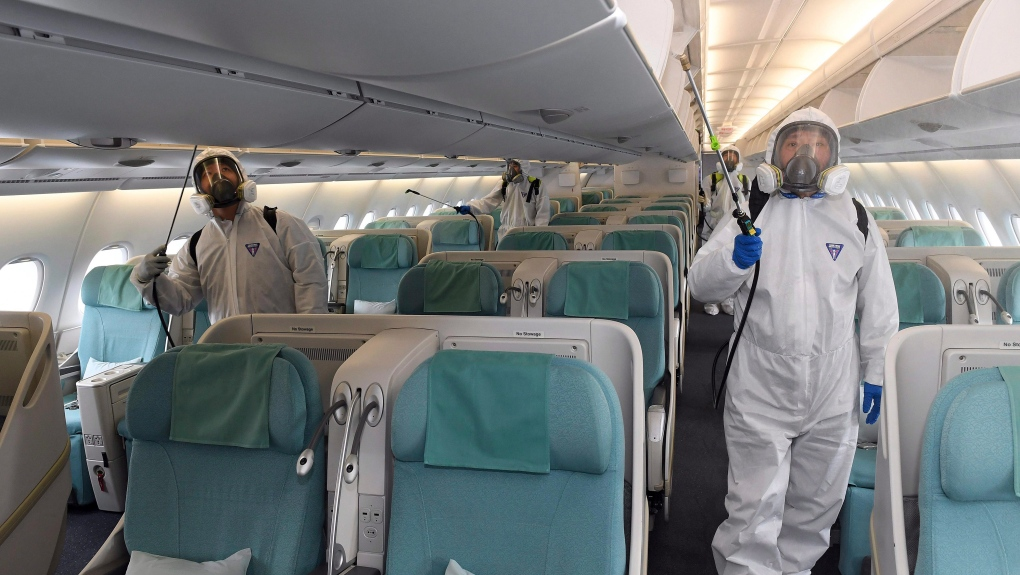 Is It Safe To Fly These Are The Steps To Take Travelling During Covid 19 Pandemic Ctv News