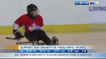 Growth of Paralympic sports in BC