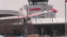 London airport (Gerry Dewan / CTV News)