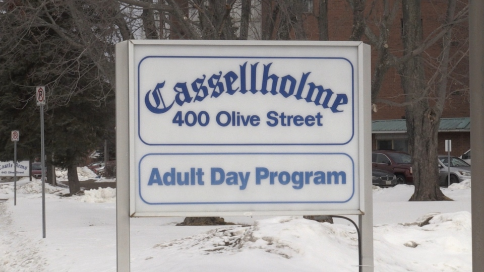 Cassellholme long-term care in North Bay