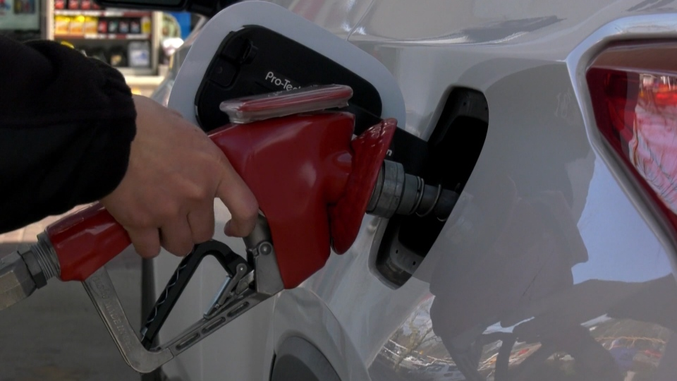 Gas prices have continued to drop in Metro Vancouver.