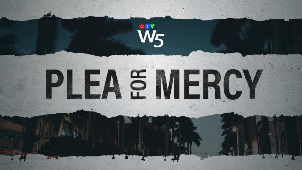 Plea for Mercy web
