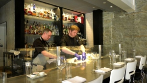 According to the CFIB, it could be more than eight years before revenues return to normal at restaurants and hotels in Canada after the pandemic. (File)