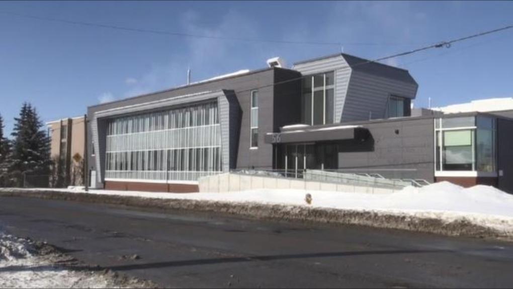 Sudbury COVID-19 assessment centre