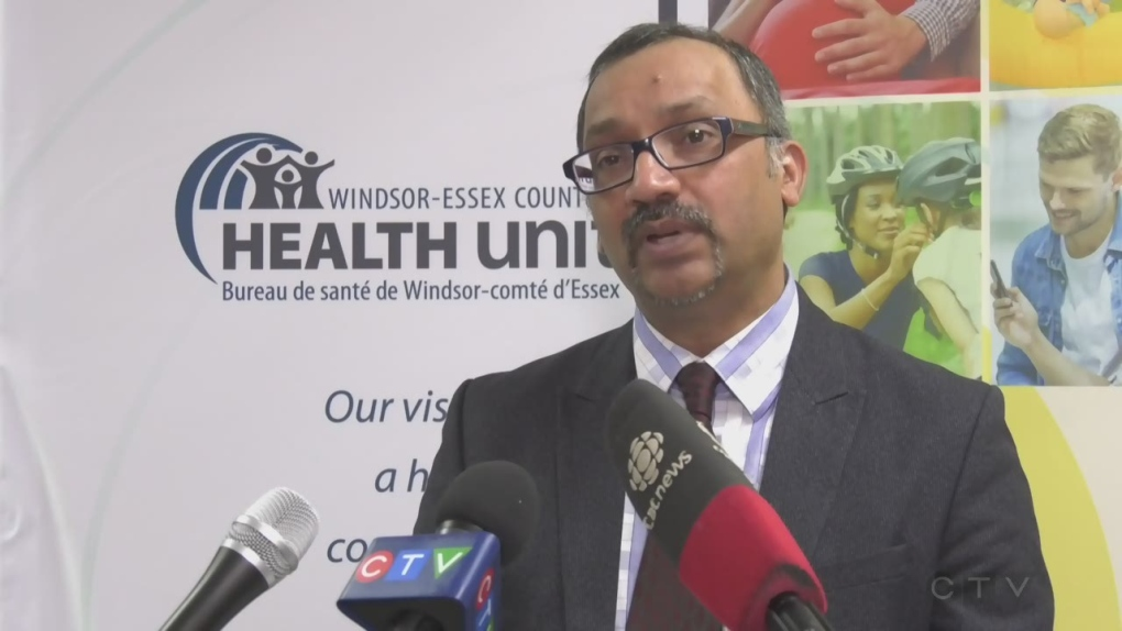 First Positive Case of COVID-19 Found in Windsor