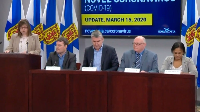 N.S. health update on COVID-19
