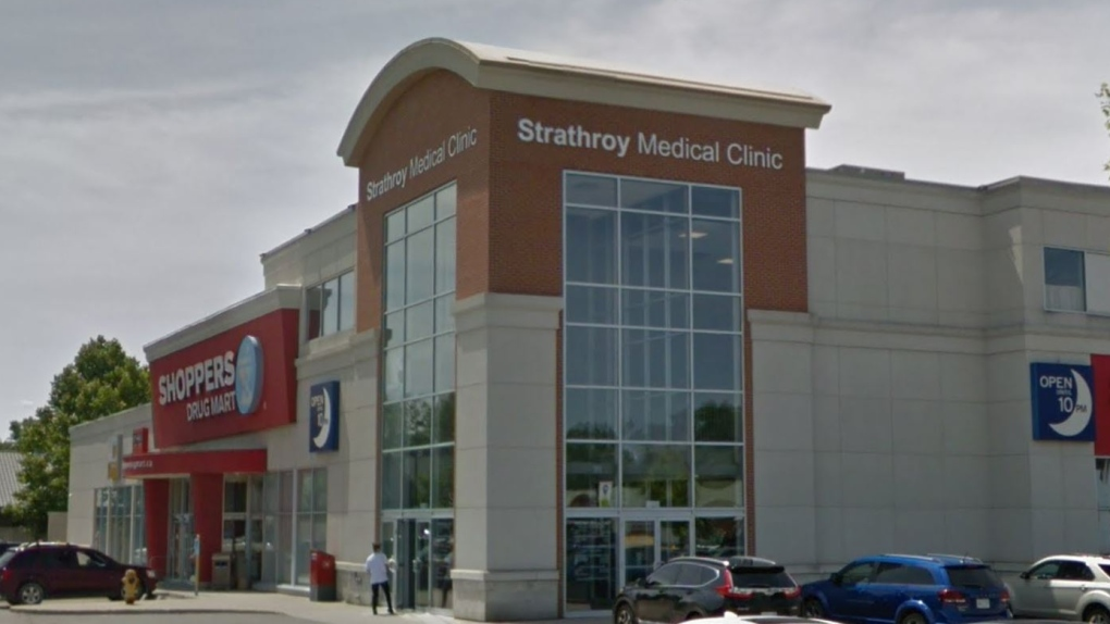 Strathroy Medical Clinic (Google Maps)