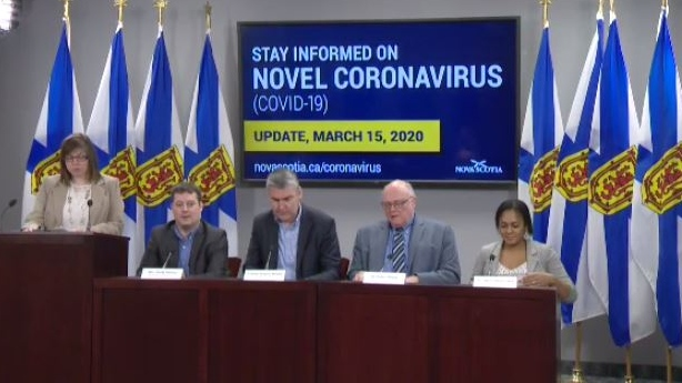 Nova Scotia health officials