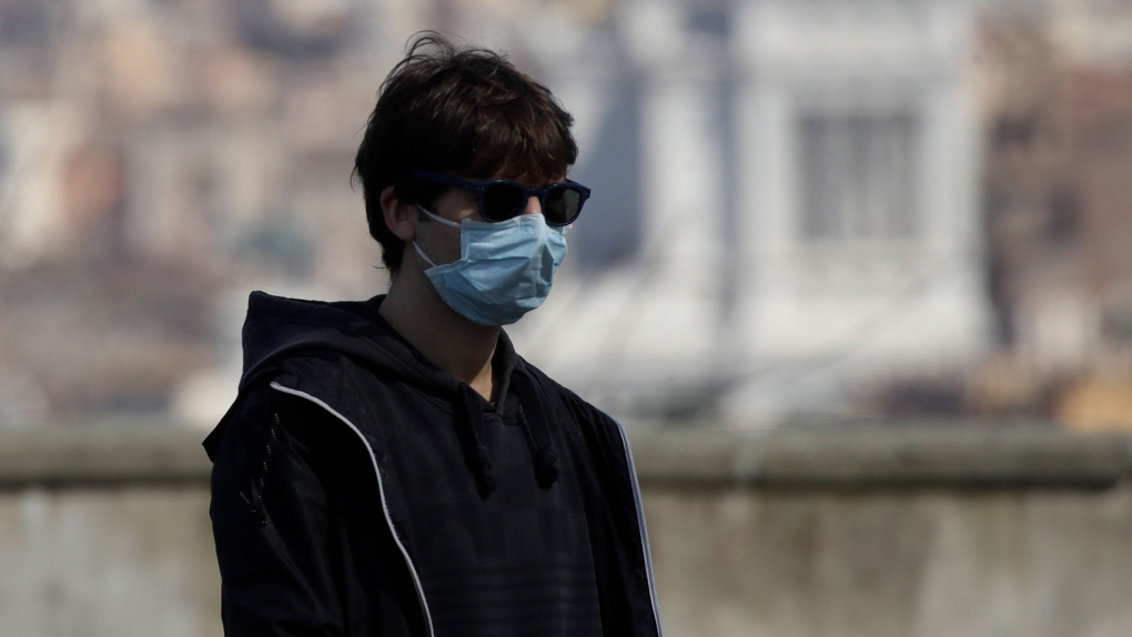 Italy registers 63927 coronavirus cases, day-to-day slowdown of deaths