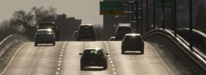Ottawa traffic - Queensway