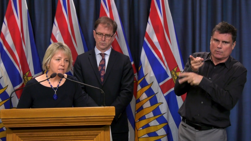 Three new deaths, 30 additional cases of COVID-19 in BC