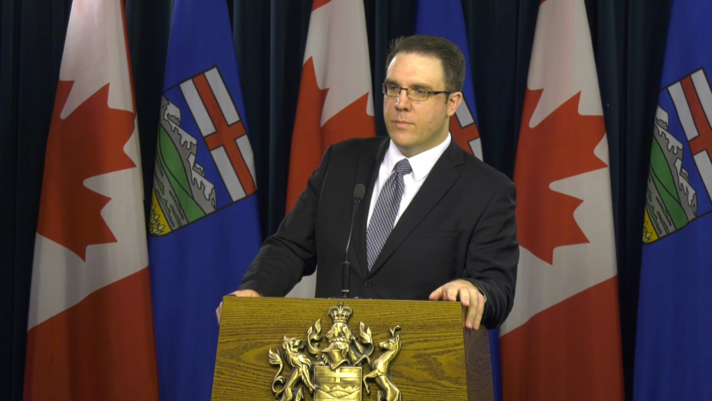 Alberta declares state of public emergency