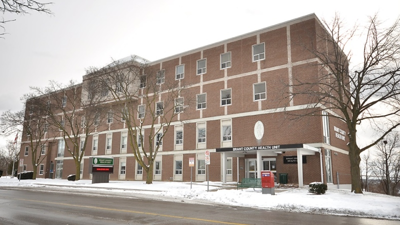 The Brant County Health Unit building. (Source: BCHU)