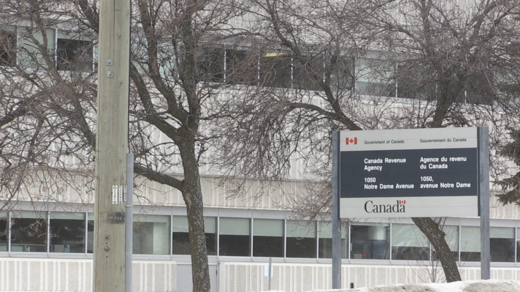 Sudbury's CRA building is the largest in Canada