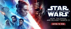 Star Wars: The Rise of Skywalker Rotator