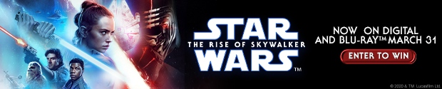 Star Wars: The Rise of Skywalker Contest