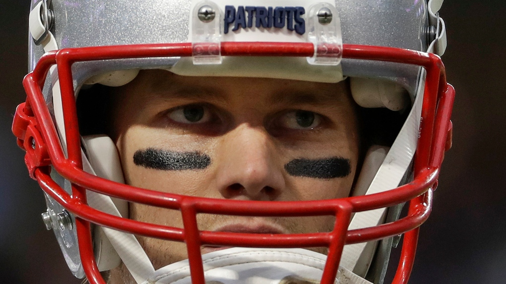 New Football Journey Tom Brady Signs With Buccaneers Ctv News
