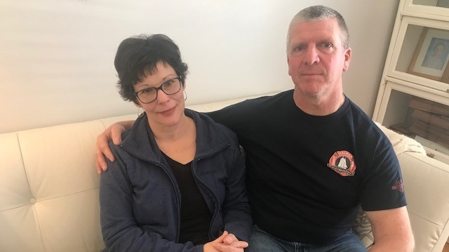Anne and Greg Melanson are worried about their son, who is stranded in Peru after the country went into lockdown and closed its borders over COVID-19.